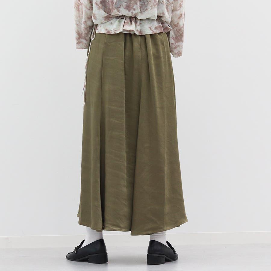 【kutir】ヴィンテージサテンマーメイドスカート 8