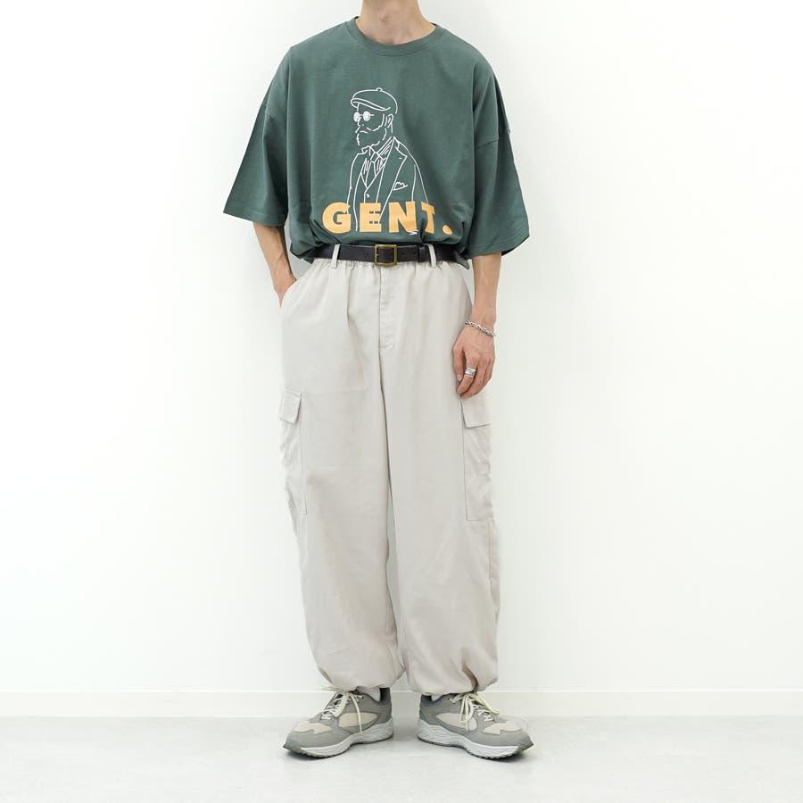 【kutir】ドローコードワイドパンツ 4