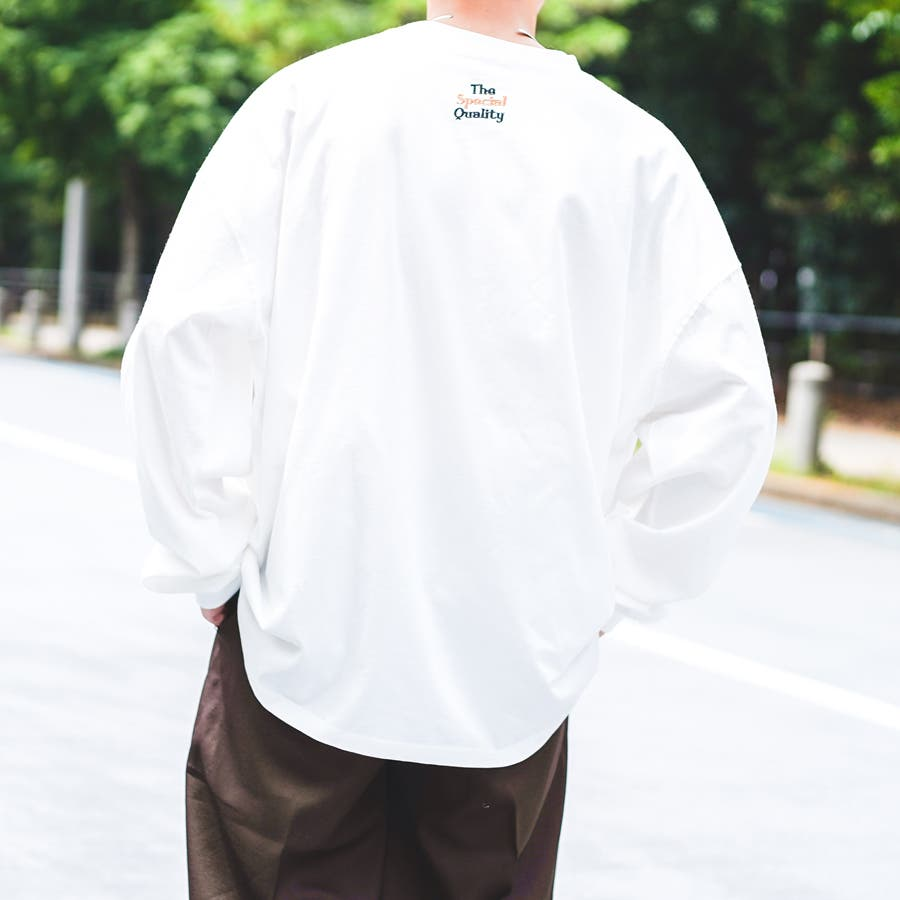 【Adoon plain】アソートロゴロンT 2