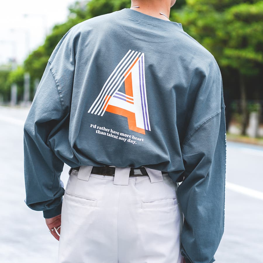 【Adoon plain】アソートロゴロンT 61