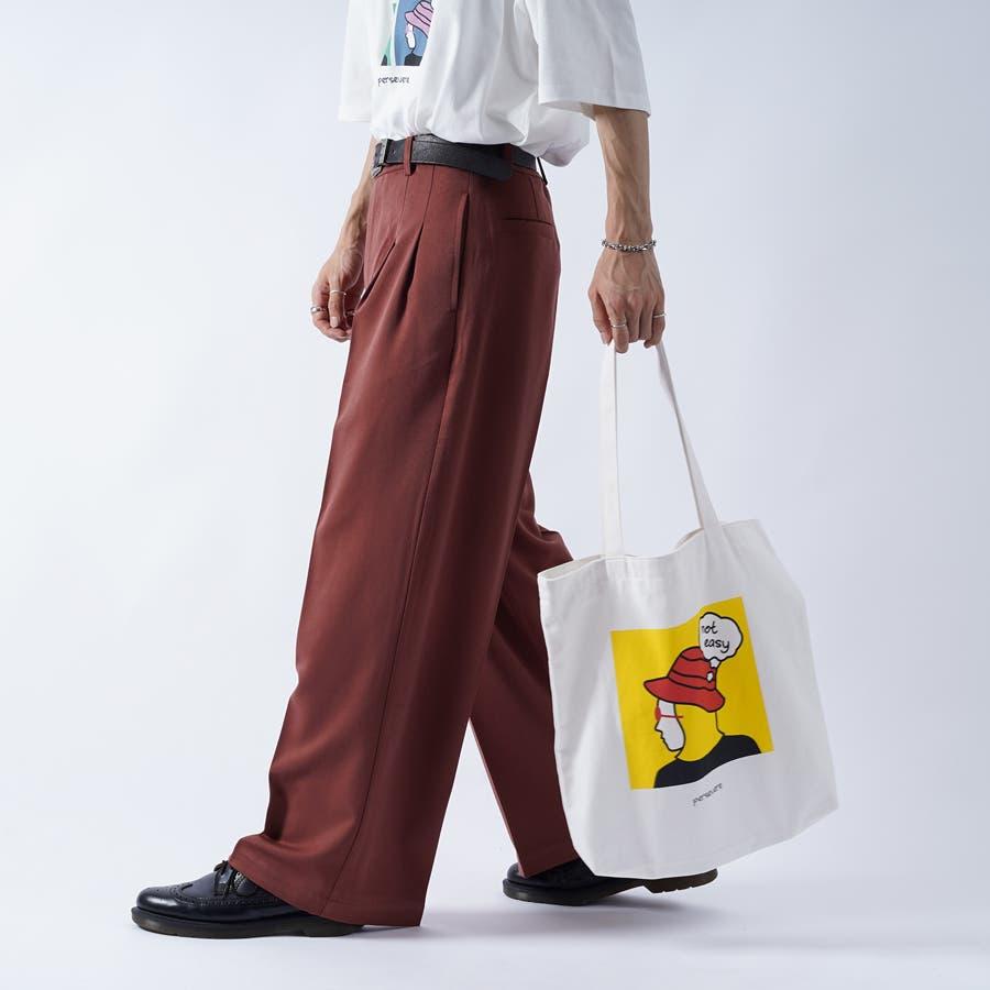 【kutir】アートプリントトートバッグ 6