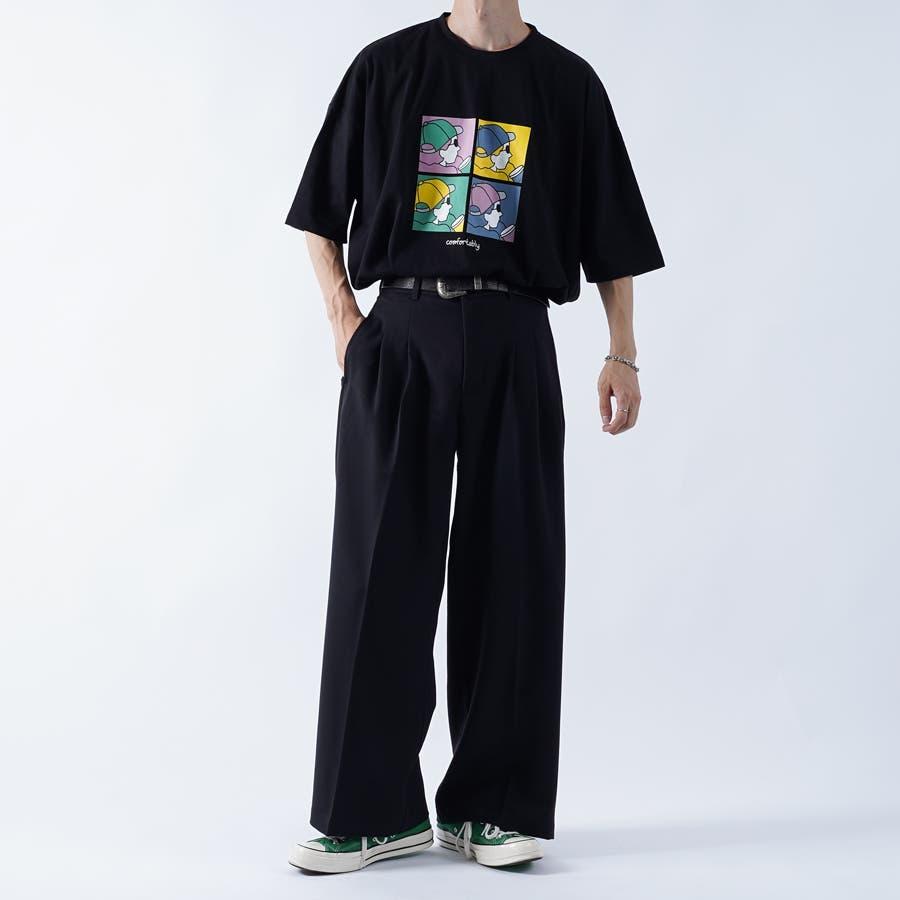 【kutir】アソートアートTシャツ 2