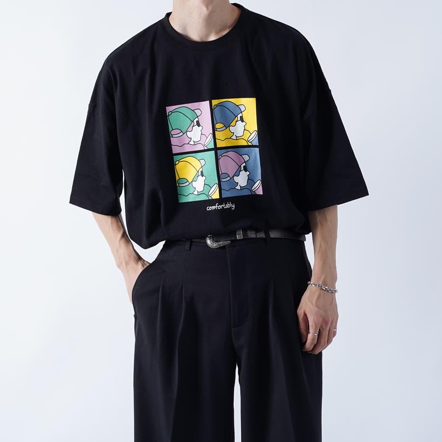 【kutir】アソートアートTシャツ 21
