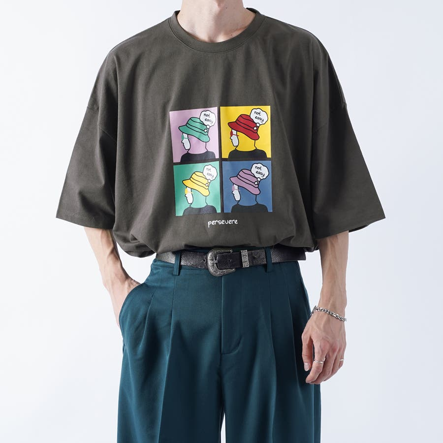 【kutir】アソートアートTシャツ 31