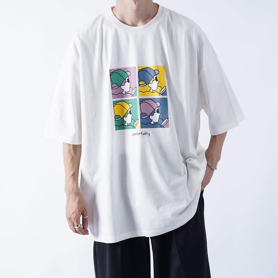【kutir】アソートアートTシャツ 108