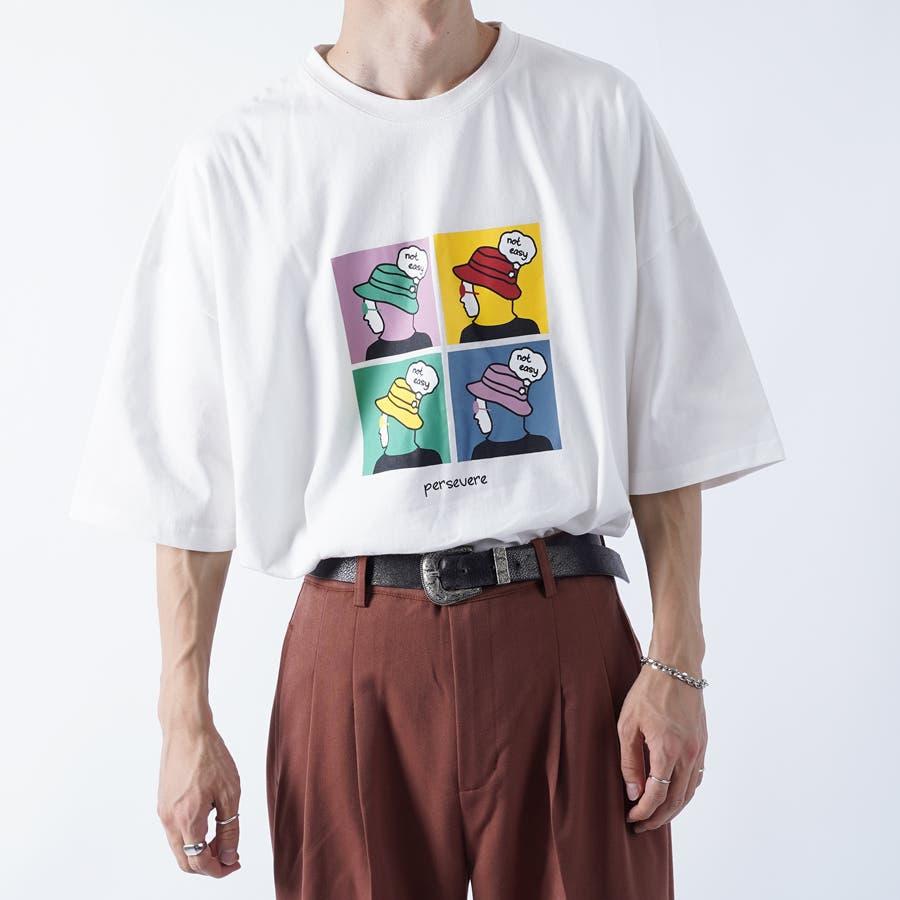 【kutir】アソートアートTシャツ 16