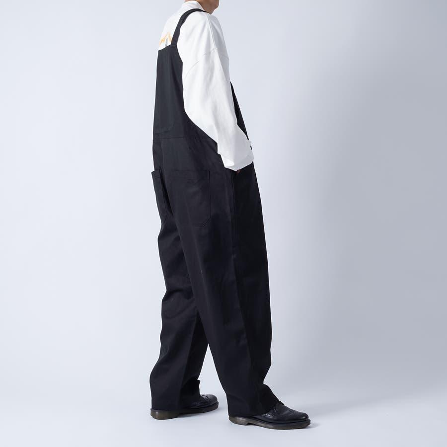 【kutir】ワイドオーバーオール 3