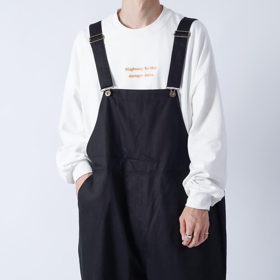 【kutir】ワイドオーバーオール 4