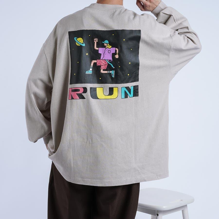 【kutir】サトウリョウタロウ コラボロングTシャツ 41