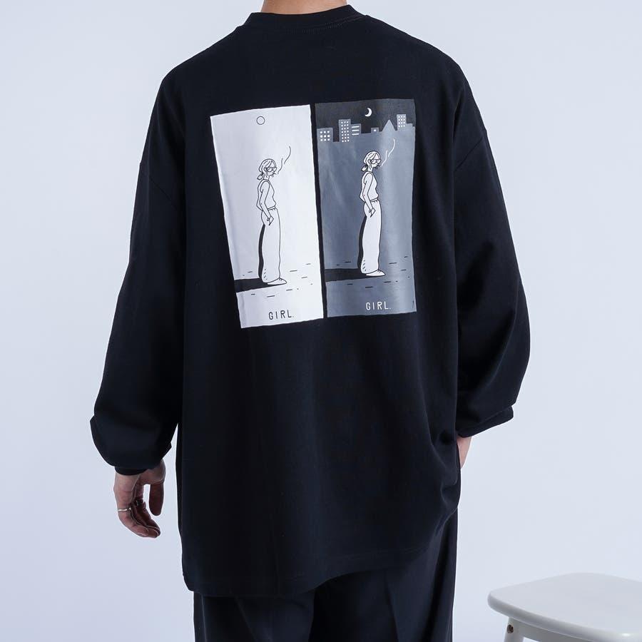 【kutir】サトウリョウタロウ コラボロングTシャツ 26