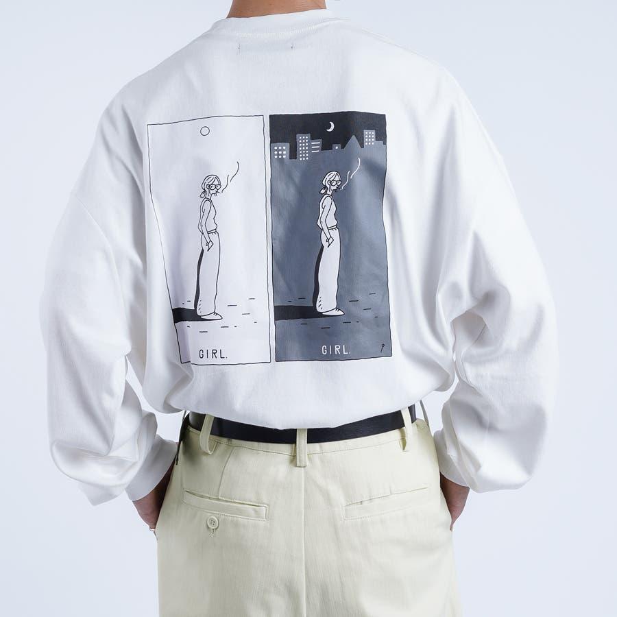 【kutir】サトウリョウタロウ コラボロングTシャツ 20