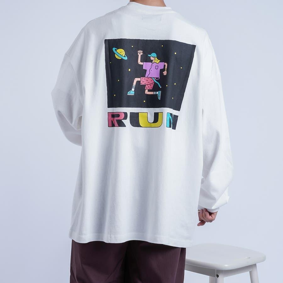 【kutir】サトウリョウタロウ コラボロングTシャツ 17