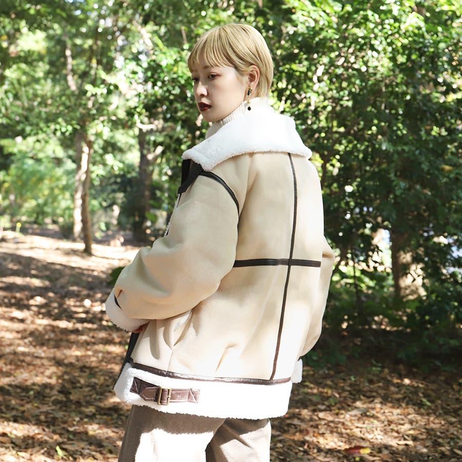 【kutir】フライトジャケット 4