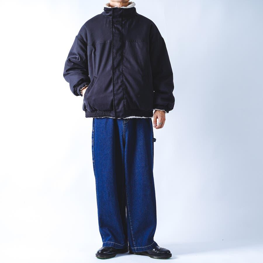 【kutir】リバーシブルボアブルゾン 5