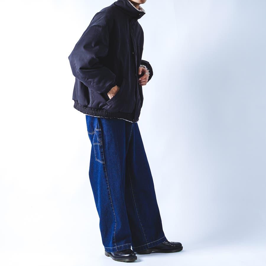 【kutir】リバーシブルボアブルゾン 6