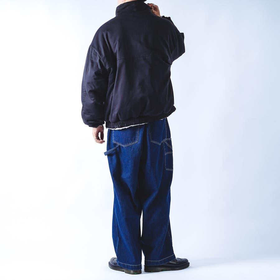 【kutir】リバーシブルボアブルゾン 7