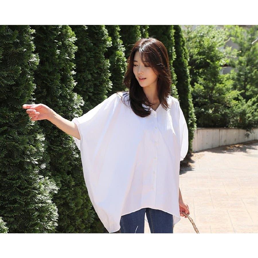 【girlydoll】タイプライターシャツ 3