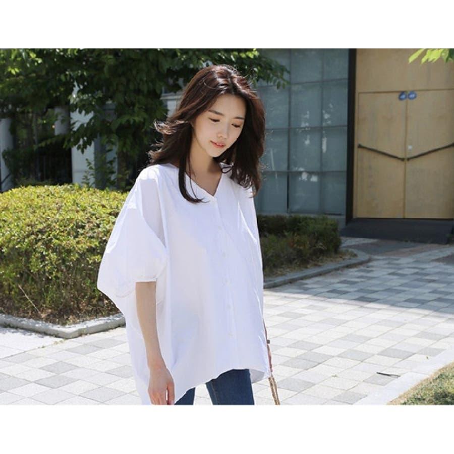 【girlydoll】タイプライターシャツ 6
