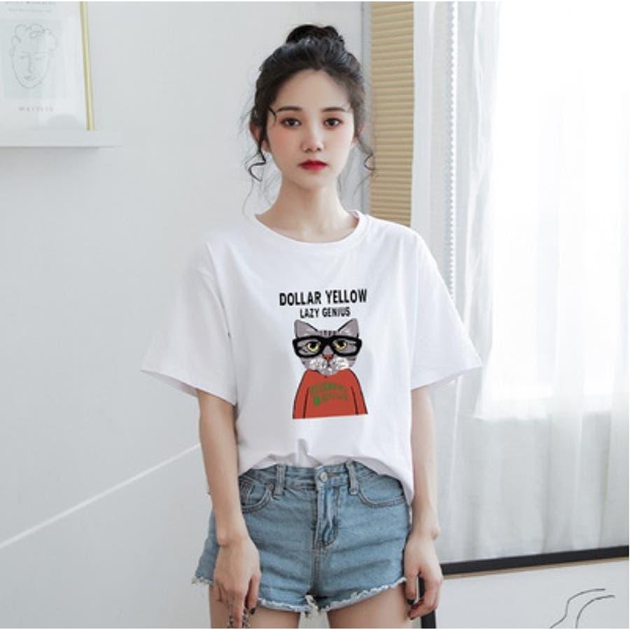 【girlydoll】Tシャツ【2020春夏商品】 1