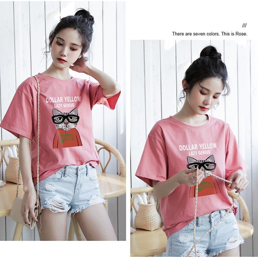 【girlydoll】Tシャツ【2020春夏商品】 7