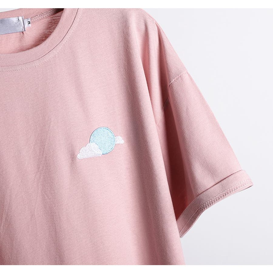 【girlydoll】ワッペンTシャツ【2020春夏商品】 9