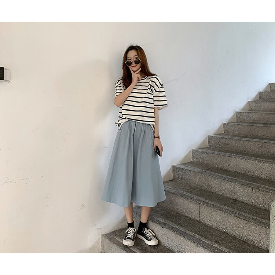【Girly Doll】マキシスカート【2020春夏新品】 6