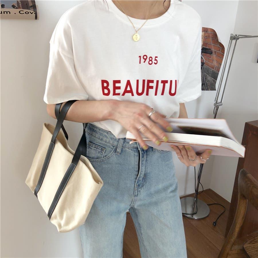 ロゴTシャツ 2