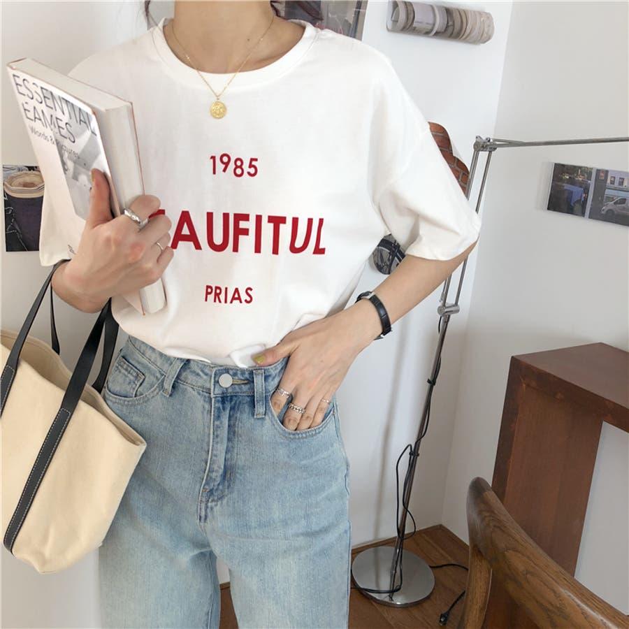 ロゴTシャツ 9