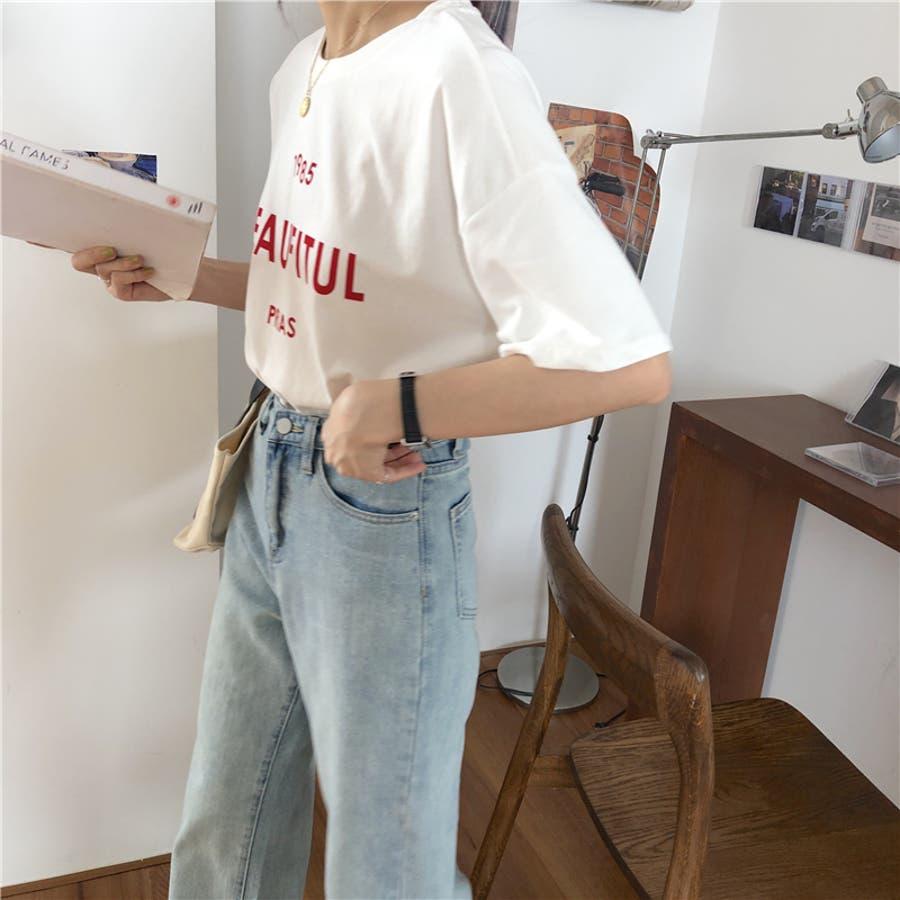 ロゴTシャツ 10