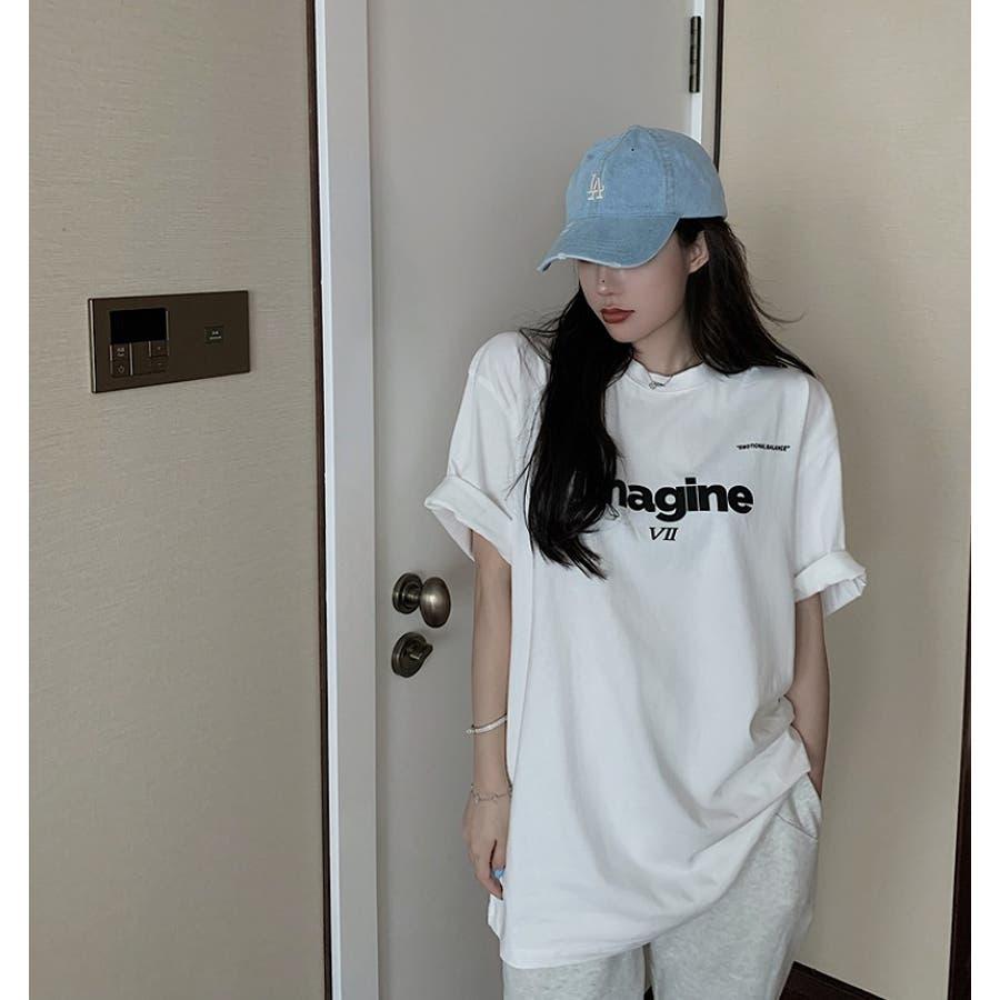 【Girly Doll】フロントロゴTシャツ【 2020春夏商品】 1