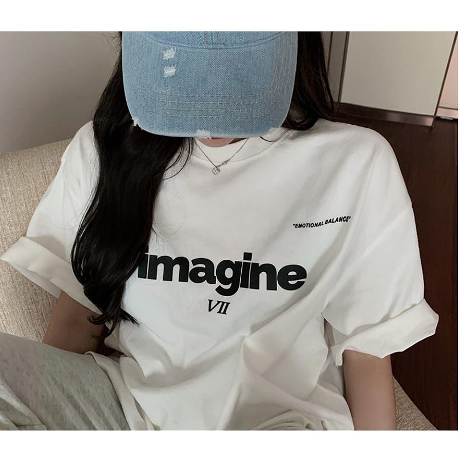 【Girly Doll】フロントロゴTシャツ【 2020春夏商品】 2