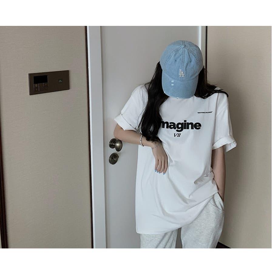 【Girly Doll】フロントロゴTシャツ【 2020春夏商品】 4