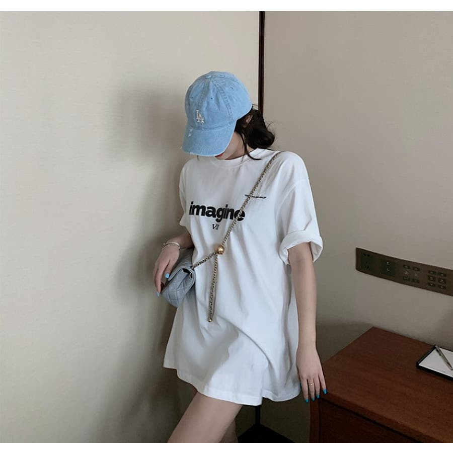 【Girly Doll】フロントロゴTシャツ【 2020春夏商品】 5