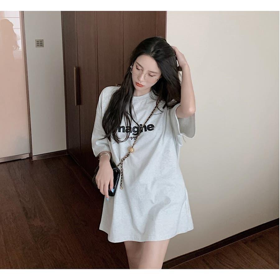 【Girly Doll】フロントロゴTシャツ【 2020春夏商品】 6