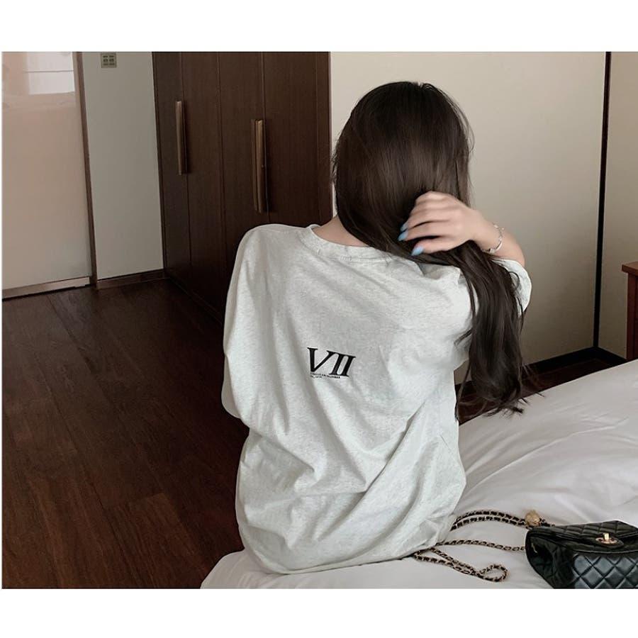 【Girly Doll】フロントロゴTシャツ【 2020春夏商品】 8