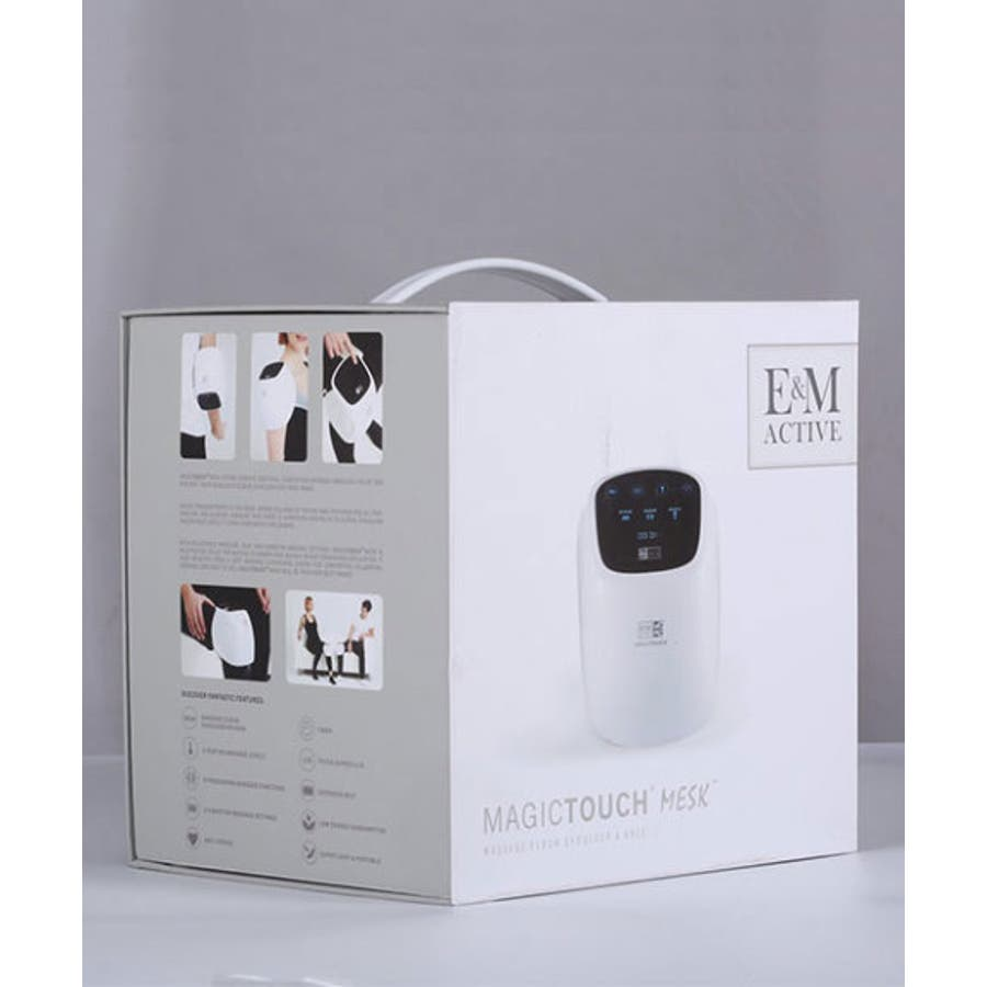 E M(イーアンドエム) / マジックタッチMESK| 肘 肩 膝 フィットネス スタイリッシュ 10