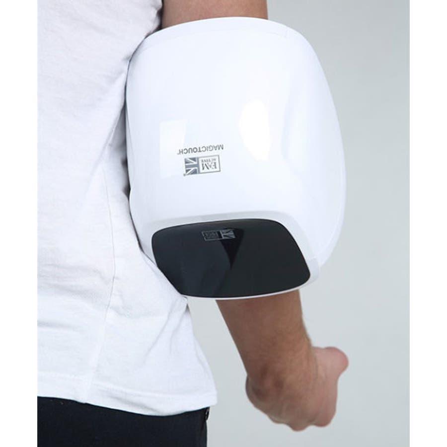 E M(イーアンドエム) / マジックタッチMESK| 肘 肩 膝 フィットネス スタイリッシュ 7