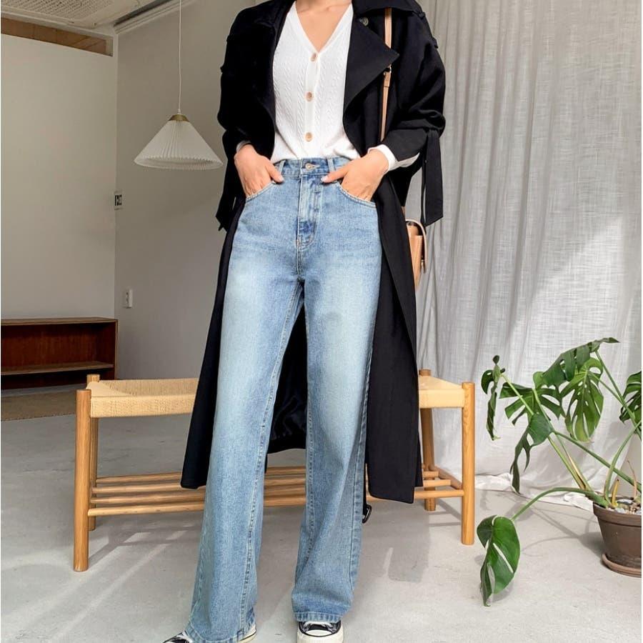リボンダブルトレンチコート★韓国ファッション/カジュアル/デイリールック/フェミニンルック/オルチャンファッション 21