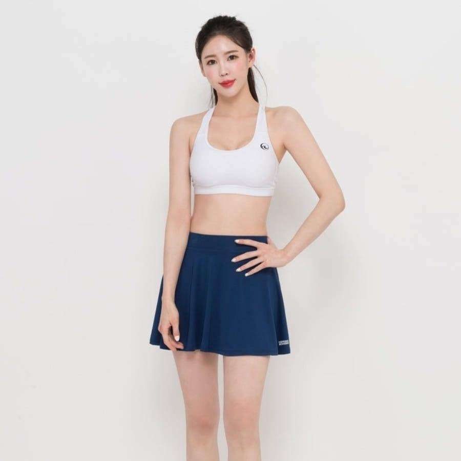 [ENVYLOOK][HB]シンプルスイムスカパン★韓国ファッション/カジュアル/デイリールック/フェミニンルック/オルチャンファッション/プチプラ/ストリート 4