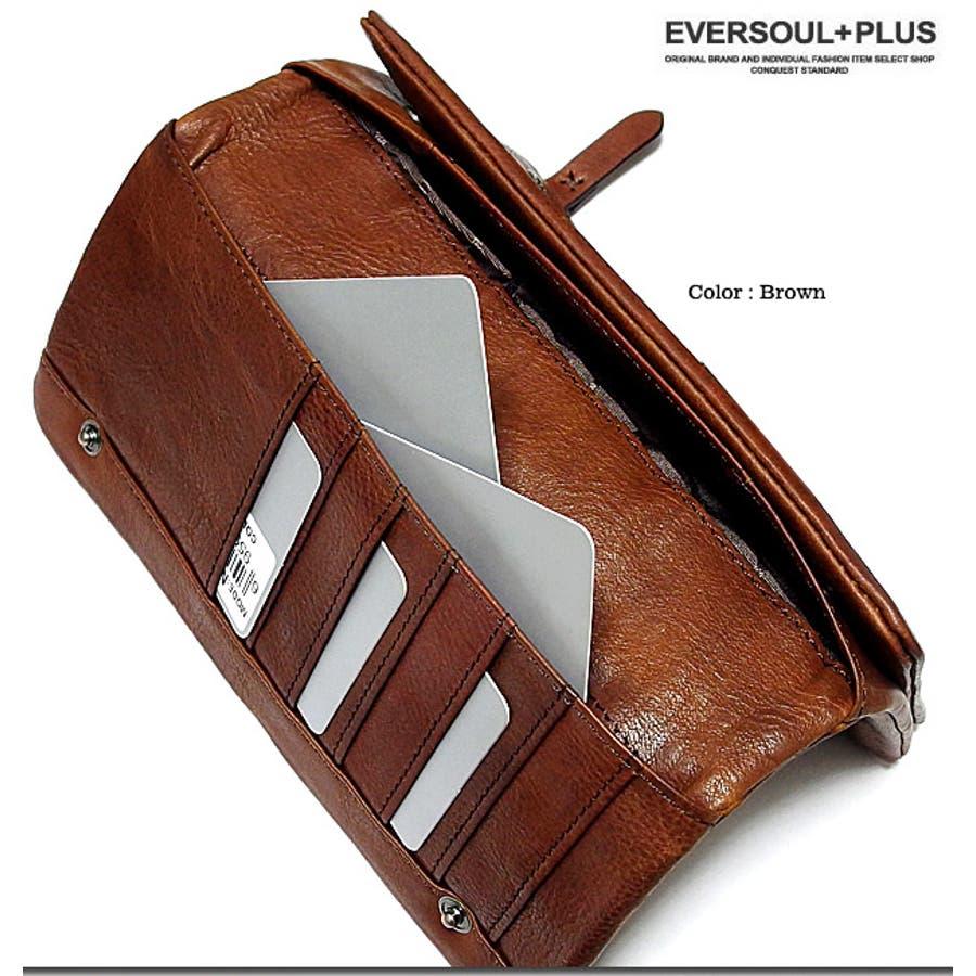 サイフ 財布 男性用 5