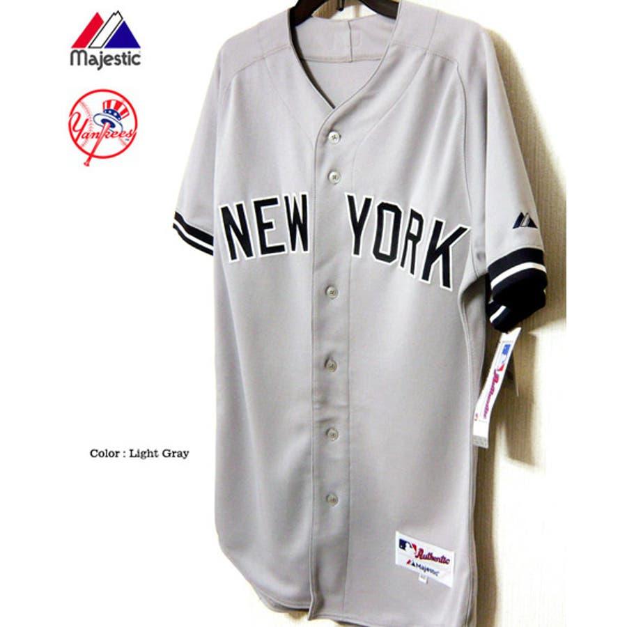 メンズファッション通販ニューヨーク ヤンキース ユニフォーム ジャージー 田中将大 メジャーリーグ Majestic Japan マジェスティック NEWYORK YANKEES オーセンティック アウェイ ジャージーお気に入りアイテムとカート内アイテムを賢く活用しよう!
