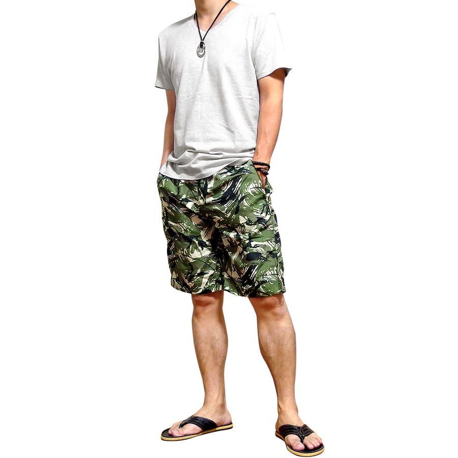 海水パンツ 海パン スイムウェア 水着 男性用 メンズ トランクス おしゃれ 大きいサイズ サーフパンツ TULTEX 派手 総柄 プリント 1