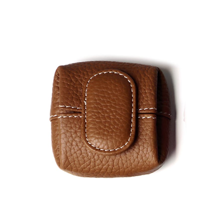 牛本革コインケース 薄い レディース「コインケース てのひら 財布 ミニ」 本革 小銭入れ コンパクト ミニ財布 小さい 小さめ小物入れ 定期入れ メンズ おしゃれ 革 サイフ 108