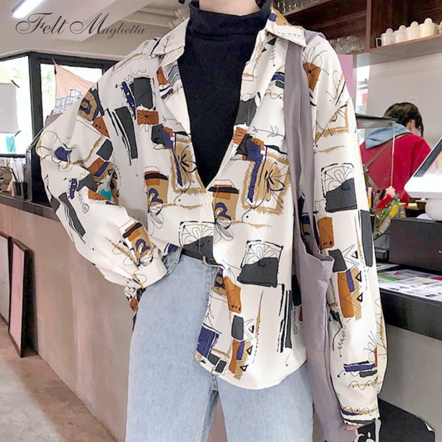 2020秋冬新作 ゆったりとしたシルエットが絶妙に可愛い♪!羽織りとしても♪ 20