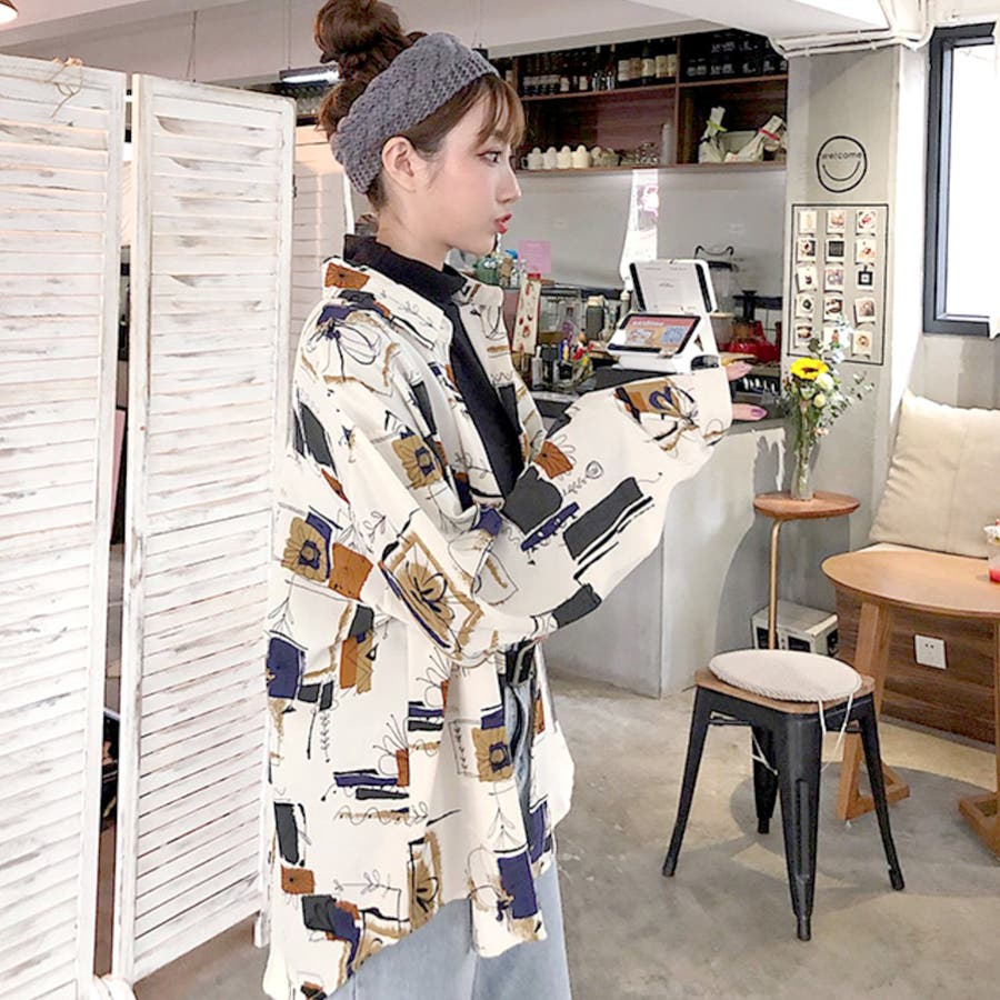 2020秋冬新作 ゆったりとしたシルエットが絶妙に可愛い♪!羽織りとしても♪ 4