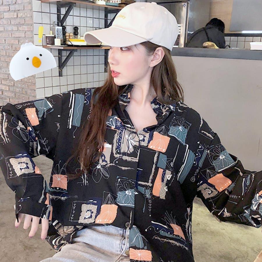 2020秋冬新作 ゆったりとしたシルエットが絶妙に可愛い♪!羽織りとしても♪ 5