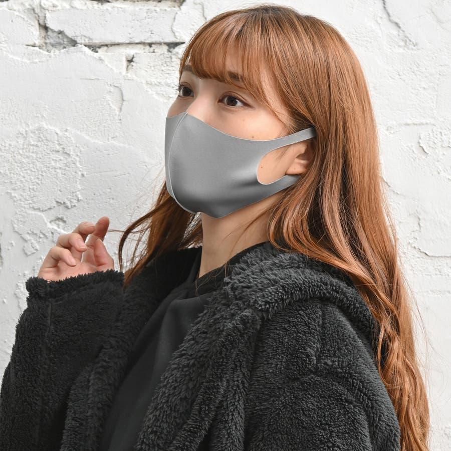 2020新作 あったか裏スウェー超ドマスク冬用 4