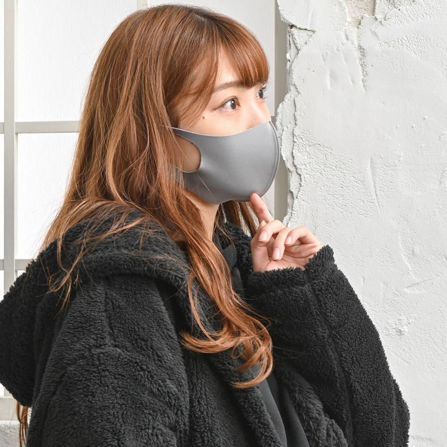 2020新作 あったか裏スウェー超ドマスク冬用 5