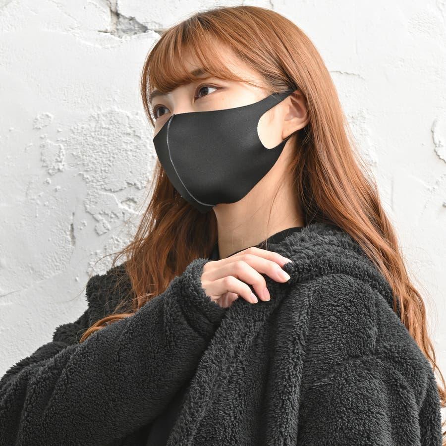 2020新作 あったか裏スウェー超ドマスク冬用 6