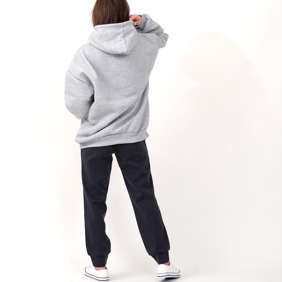伸縮性があり動きやすく、着やすい人気のサイドラインパンツ パンツ スポーツ 4